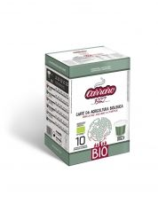 Carraro Капсули BIO 100% Arabica 10х5.2гр (съвместими с Неспресо)