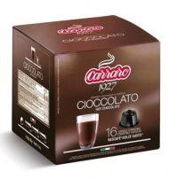 Carraro Капсули Cioccolato 16x7г. (съвместими с Долче Густо)