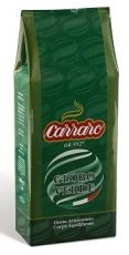 Carraro Globo Verde 1 кг. кафе на зърна