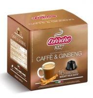 Carraro Капсули Caffè & Ginseng 16x7г. (съвместими с Долче Густо)